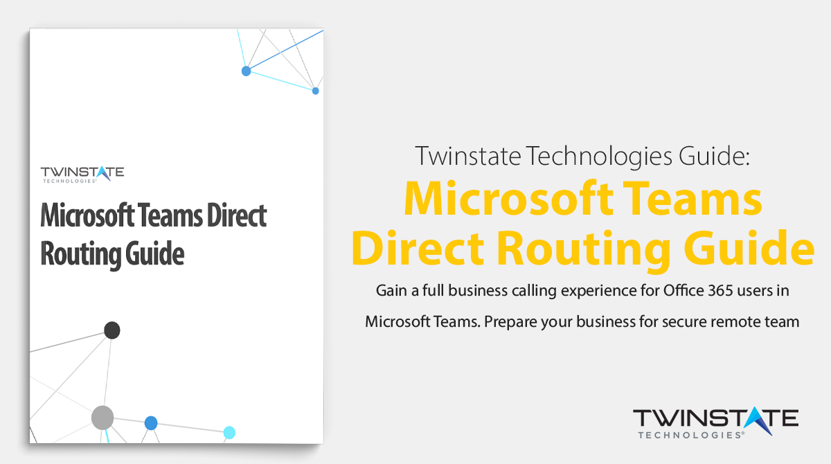 microsoft teams direct routing guide